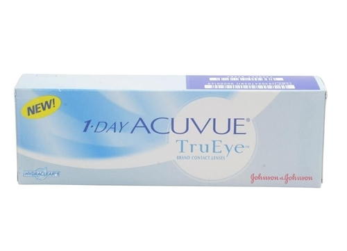 1 -Day Acuvue True Eye | Shop Online with Robert Friths Optometrists